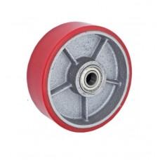 Колесо полиуретановое 160 мм для гидравлической тележки