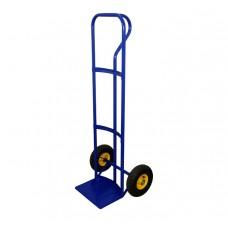 Тележка грузовая двухколесная НТ-1805 (г/п - 200 кг, колеса 250мм, пневмо или литая резина на выбор)