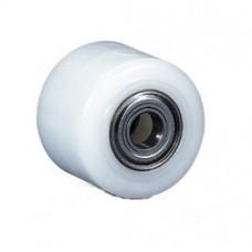 Ролик нейлоновый 80х70 мм для гидравлической тележки
