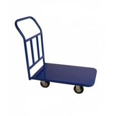Тележка платформенная ТП-4 (600х1200мм) колеса 125 мм (г/п 300 кг)